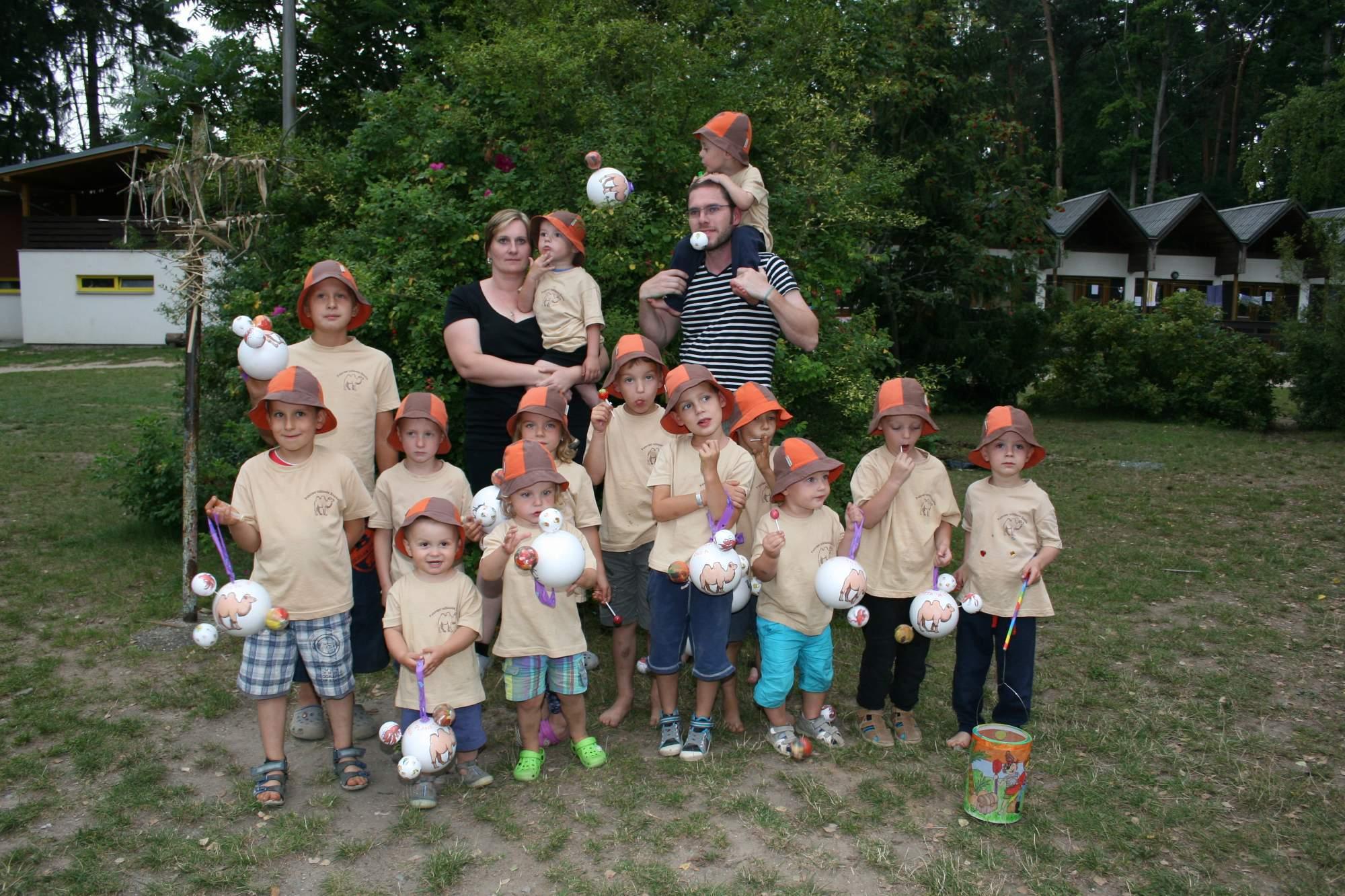 Dětský tábor HemoJunior